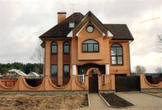 Строительство коттеджей домов зданий